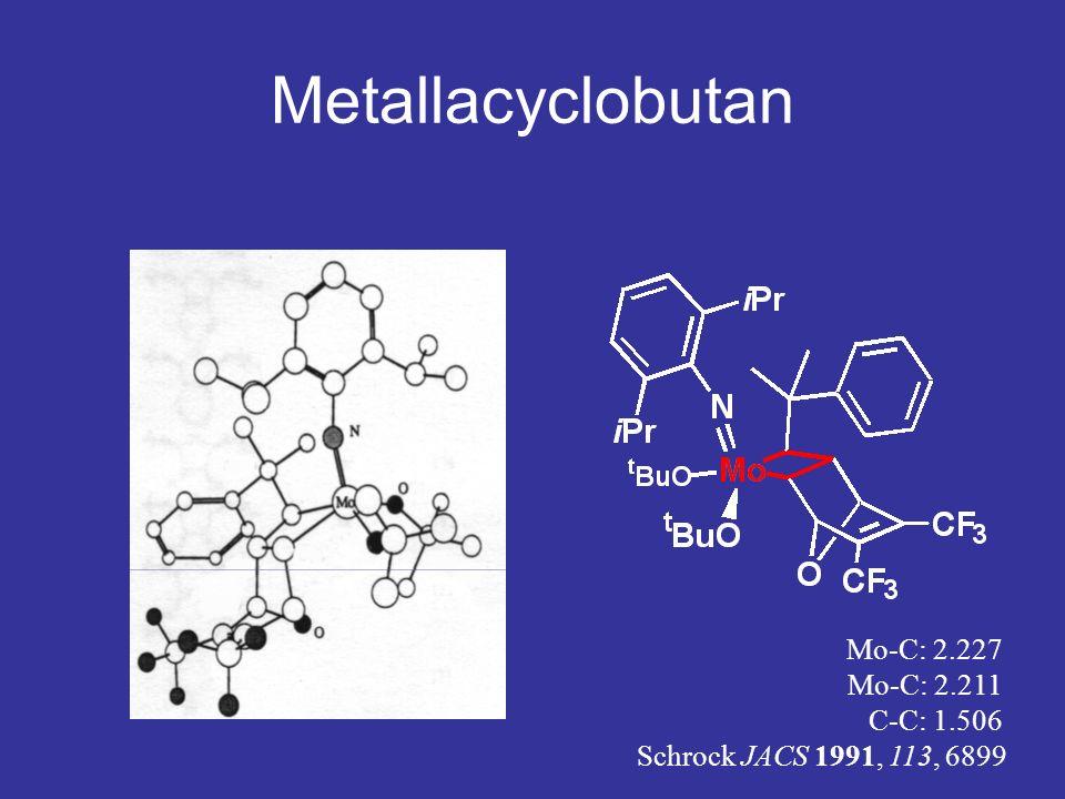 Metallacyclobutan Rote Farbe Halbwertszeit 35蚓 Benzol 22h