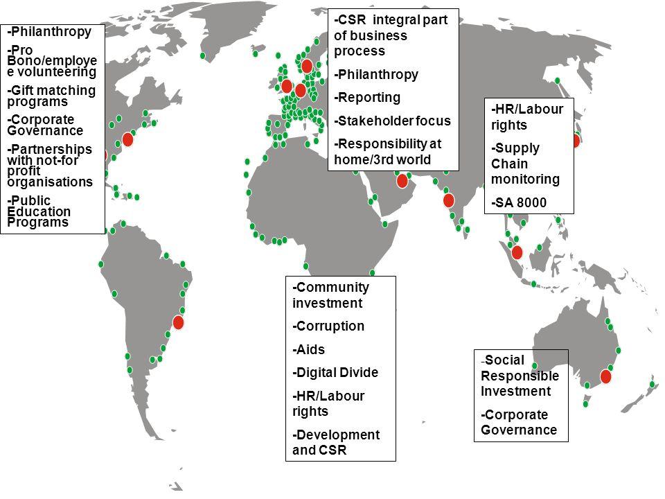 -CSR integral part of business process