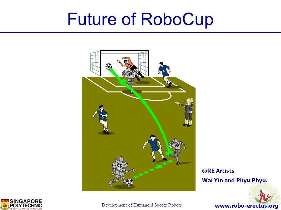 Development of Humanoid Soccer Robots