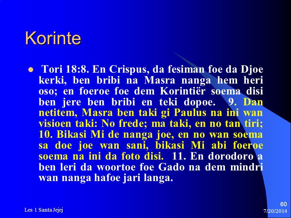 Korinte