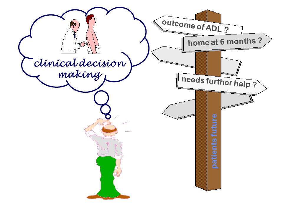 clinical decision making