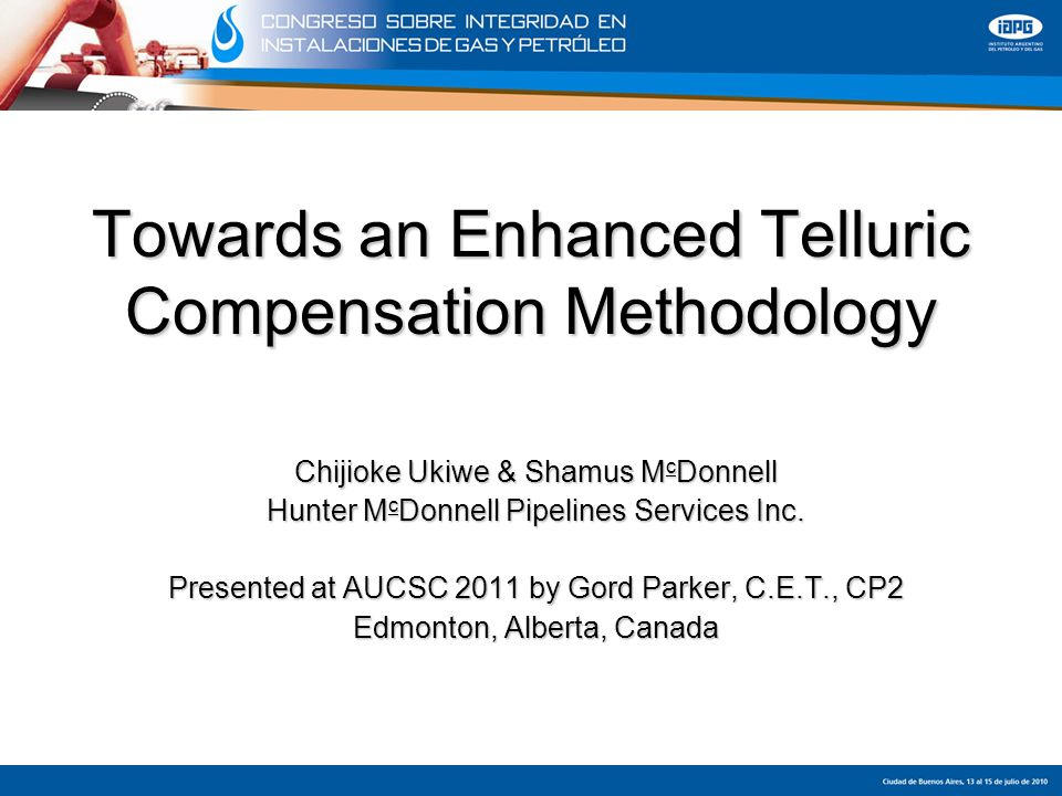 Towards an Enhanced Telluric Compensation Methodology