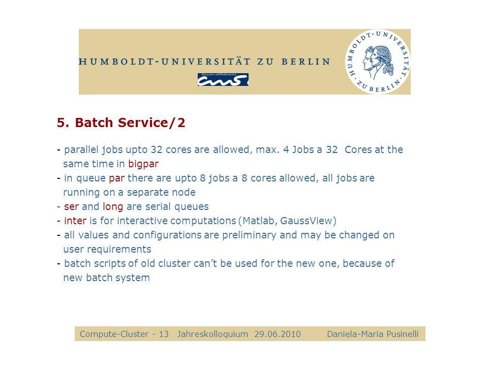 Batch Service/2 alle Kkk