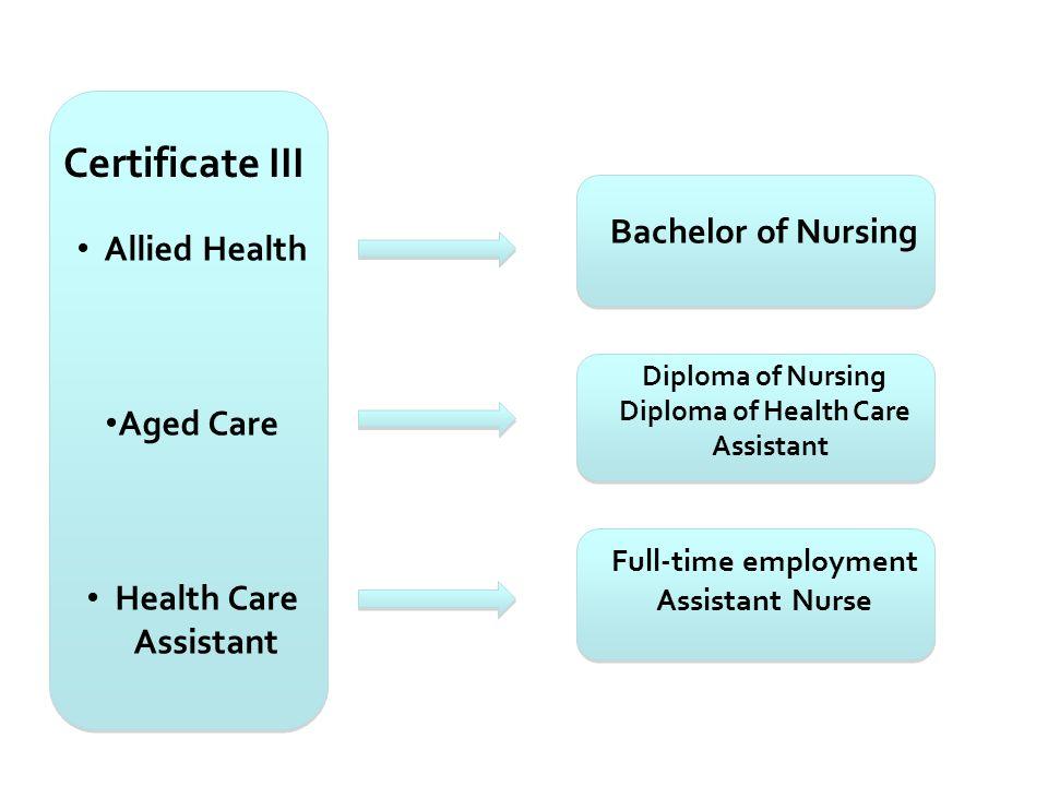 Full-time employment Assistant Nurse