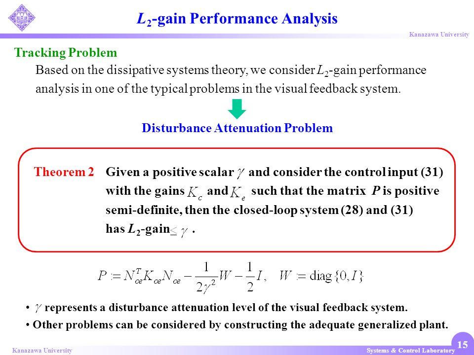 L2-gain Performance Analysis