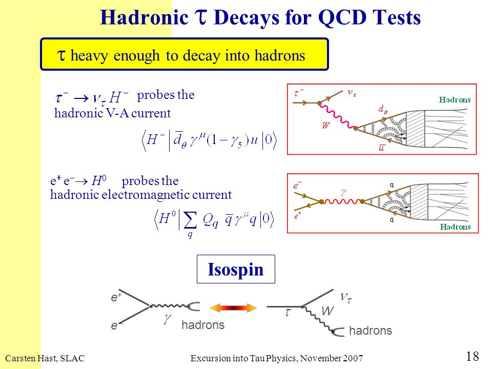 Hadronic t Decays for QCD Tests