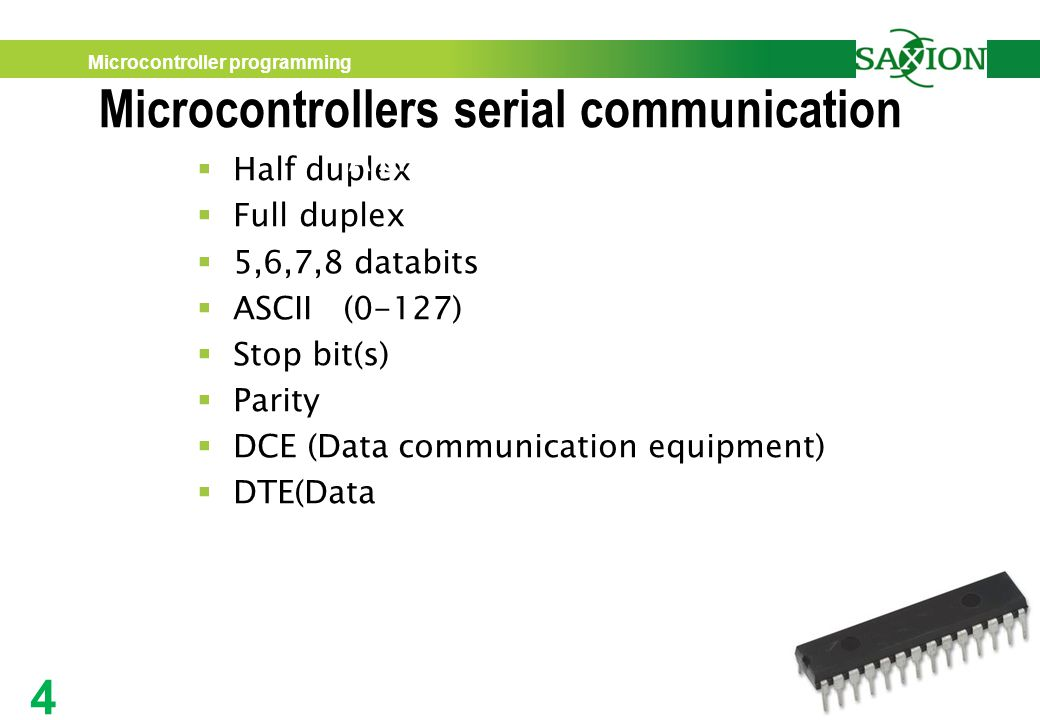 Microcontrollers serial communication A practical approach