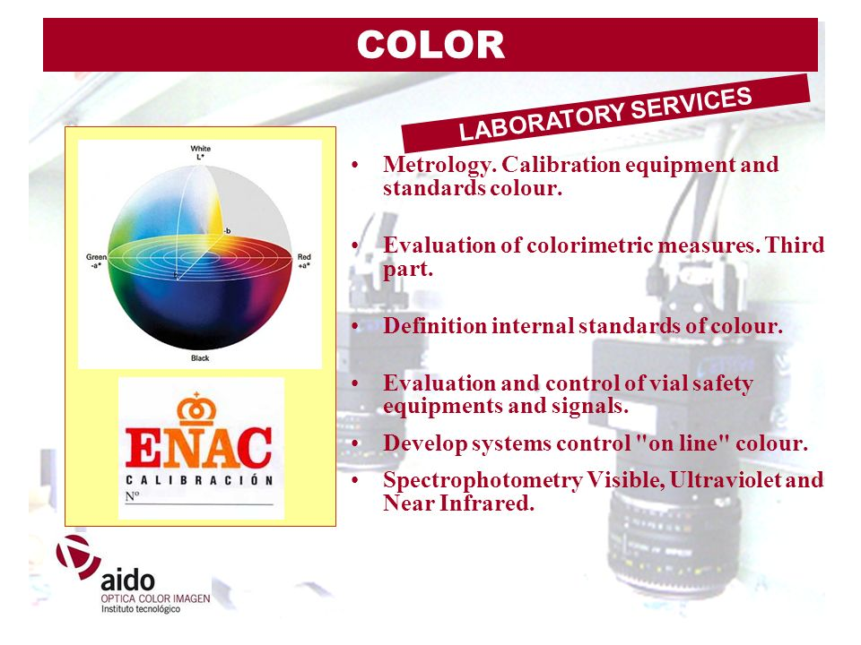 COLOR LABORATORY SERVICES