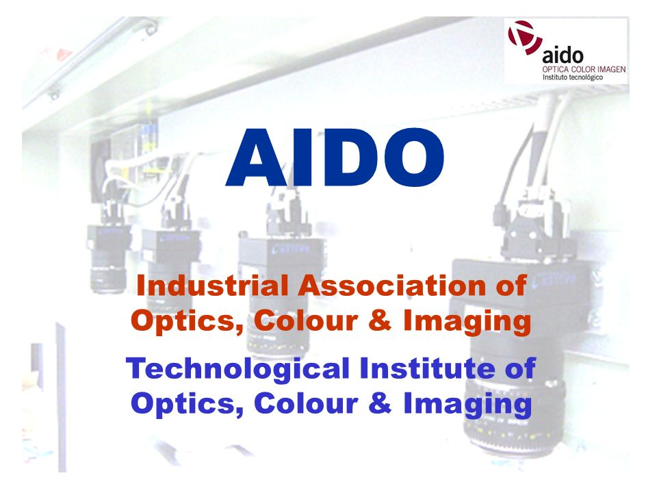 Industrial Association of Optics, Colour & Imaging