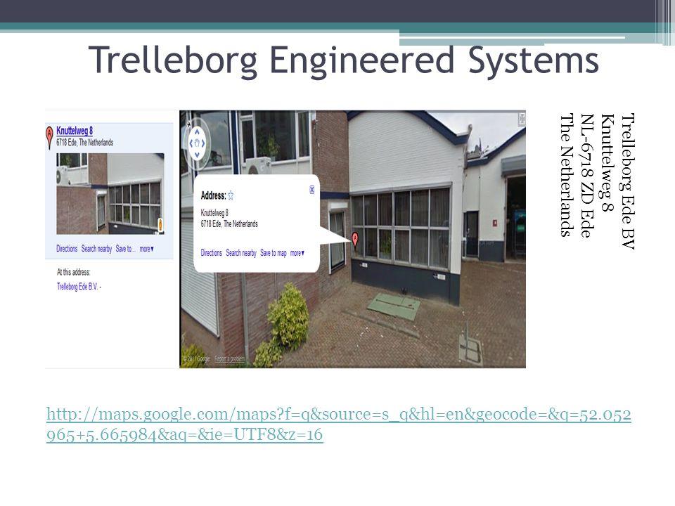 Trelleborg Engineered Systems