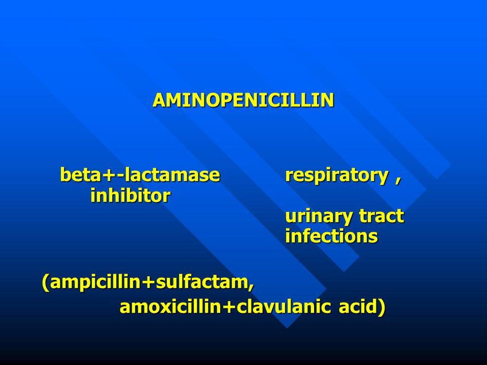 amoxicillin+clavulanic acid)