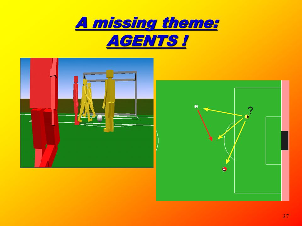 A missing theme: AGENTS !