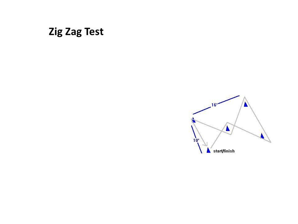 Zig Zag Test