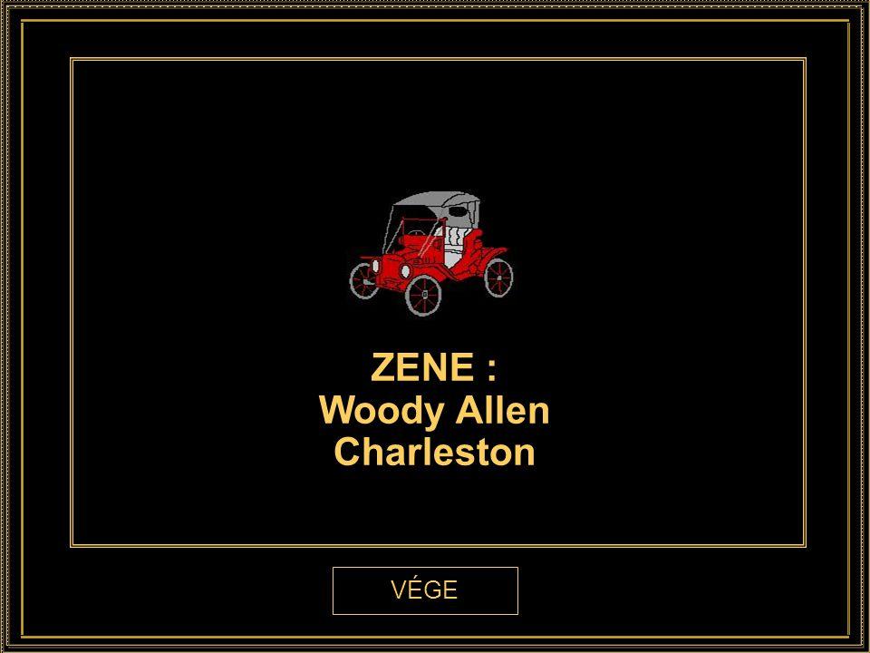 ZENE : Woody Allen Charleston