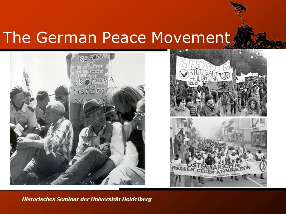The German Peace Movement