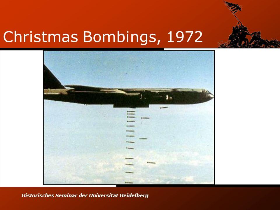 Christmas Bombings, 1972 Historisches Seminar der Universität Heidelberg
