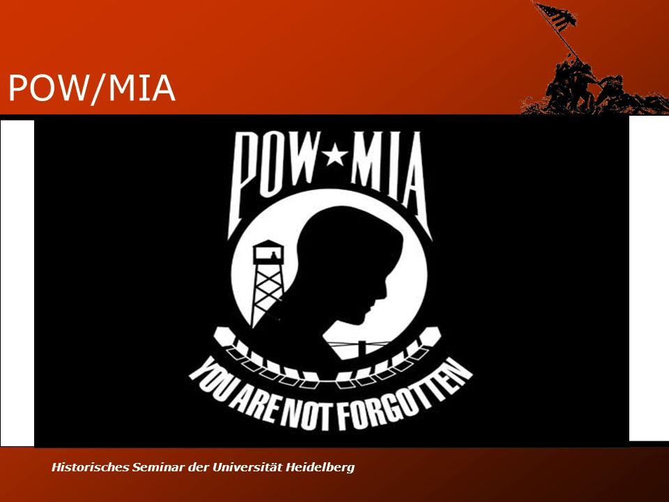POW/MIA Historisches Seminar der Universität Heidelberg