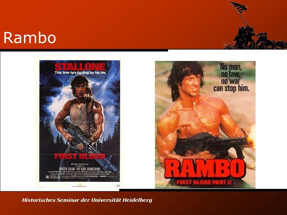 Rambo Historisches Seminar der Universität Heidelberg