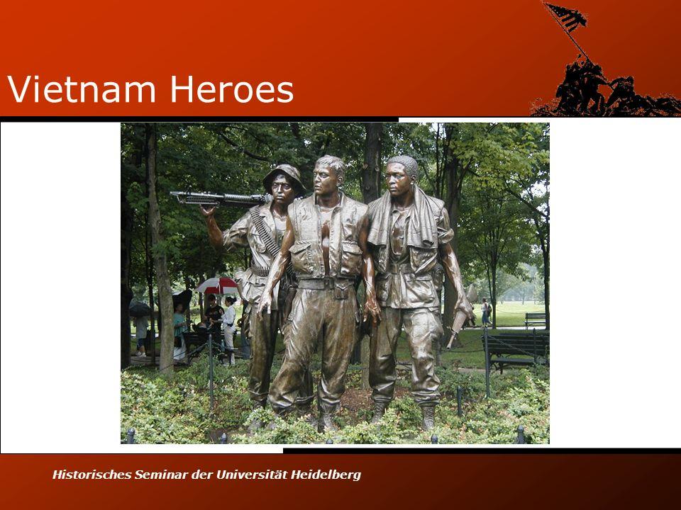 Vietnam Heroes Historisches Seminar der Universität Heidelberg
