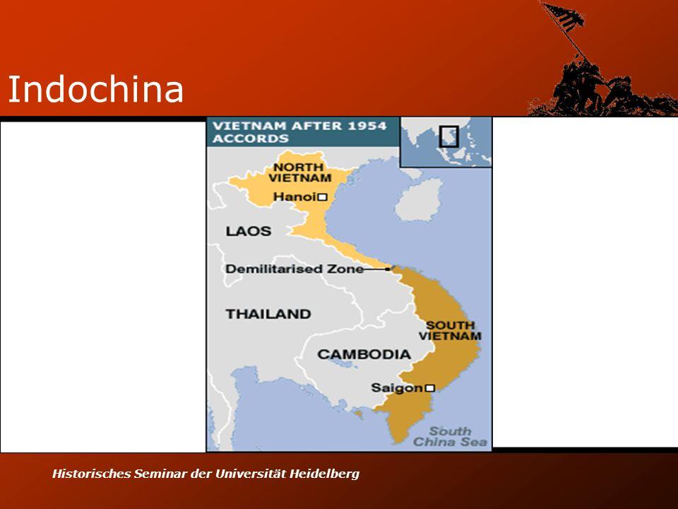 Indochina Historisches Seminar der Universität Heidelberg