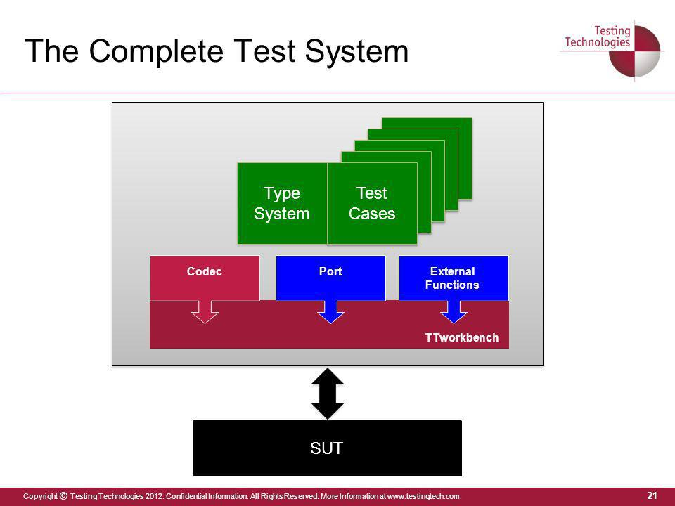 The Complete Test System