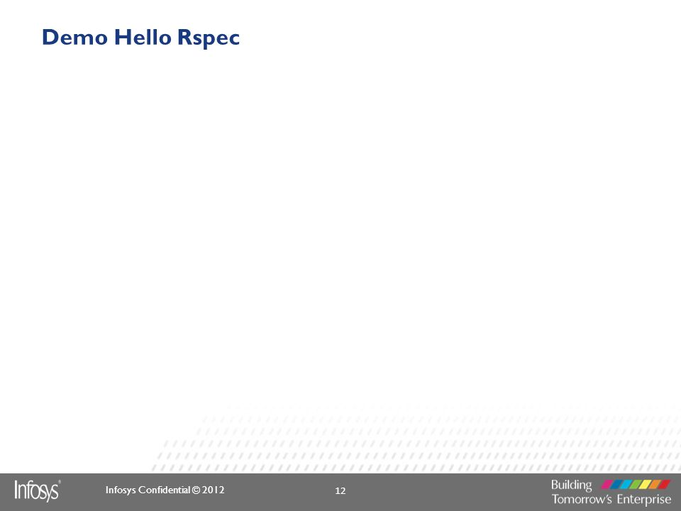 Demo Hello Rspec