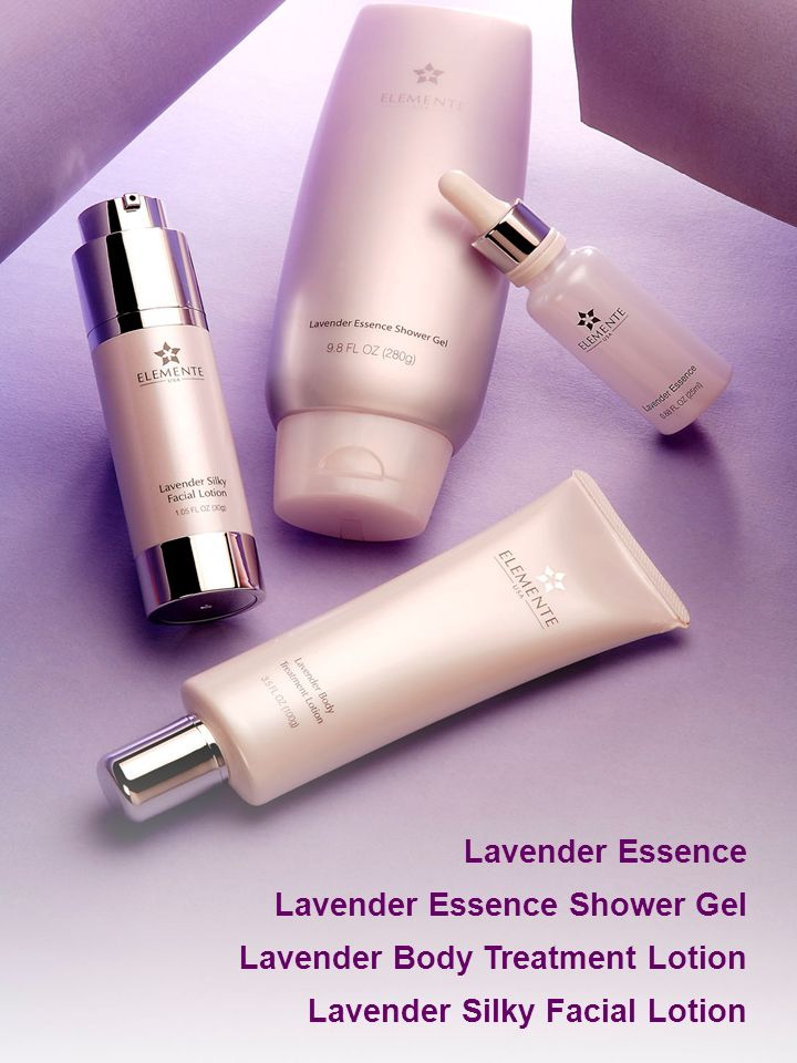 Lavender Essence Lavender Essence Shower Gel Lavender Body Treatment Lotion Lavender Silky Facial Lotion