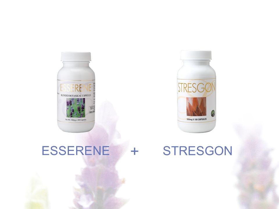 ESSERENE + STRESGON