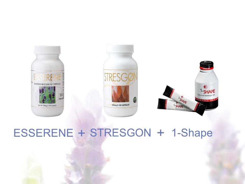 ESSERENE + + STRESGON 1-Shape