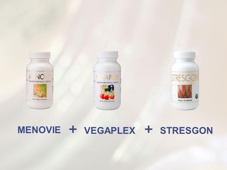 + + MENOVIE VEGAPLEX STRESGON