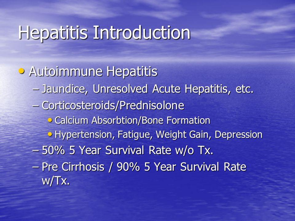Hepatitis Introduction