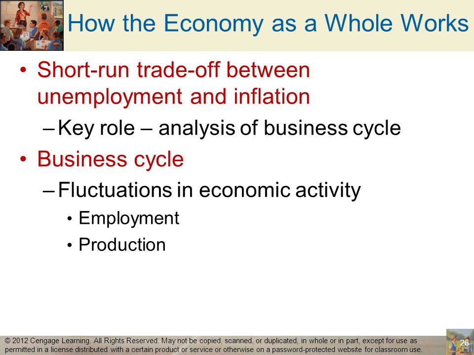 How the Economy as a Whole Works