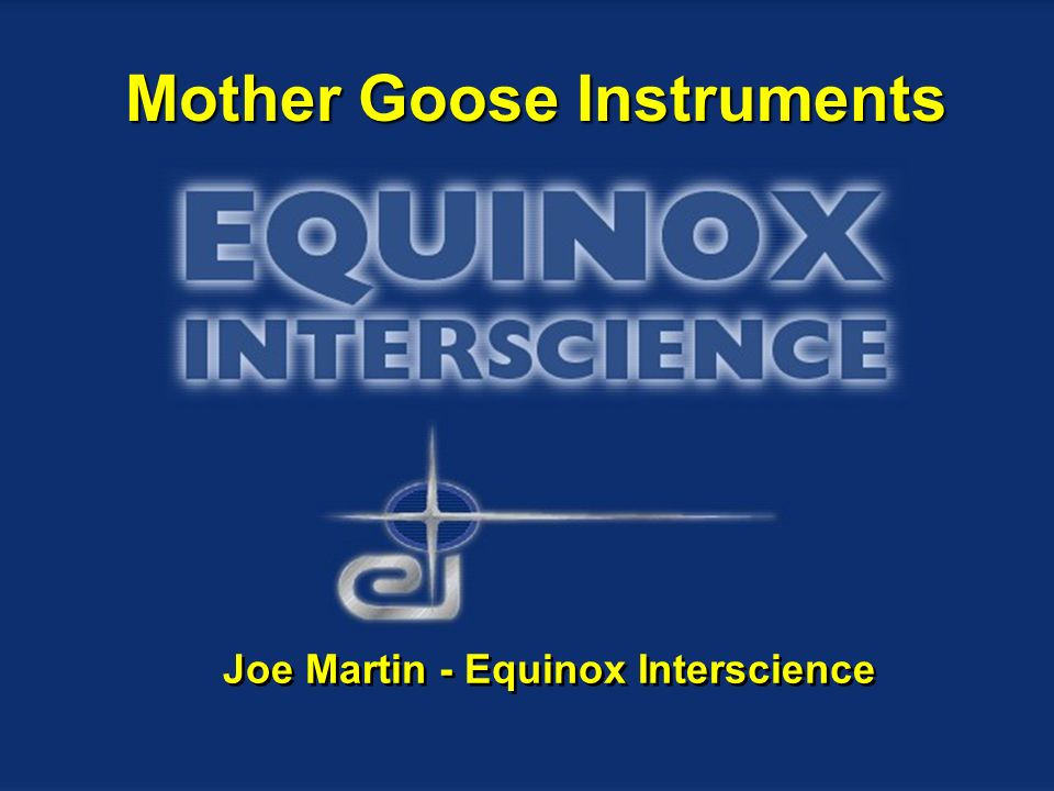 Mother Goose Instruments
