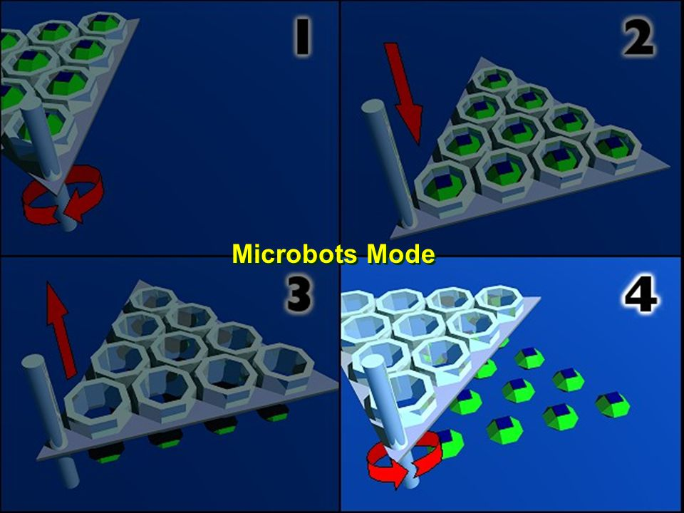 Microbots Mode