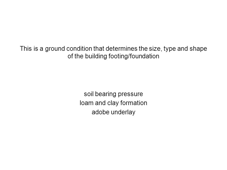 loam and clay formation