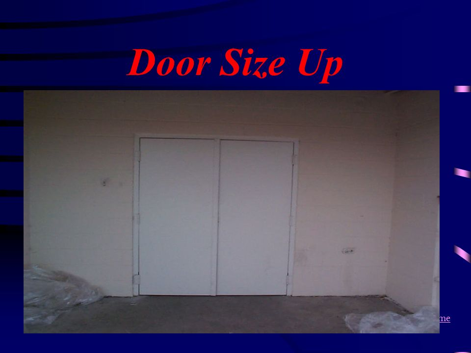 Door Size Up