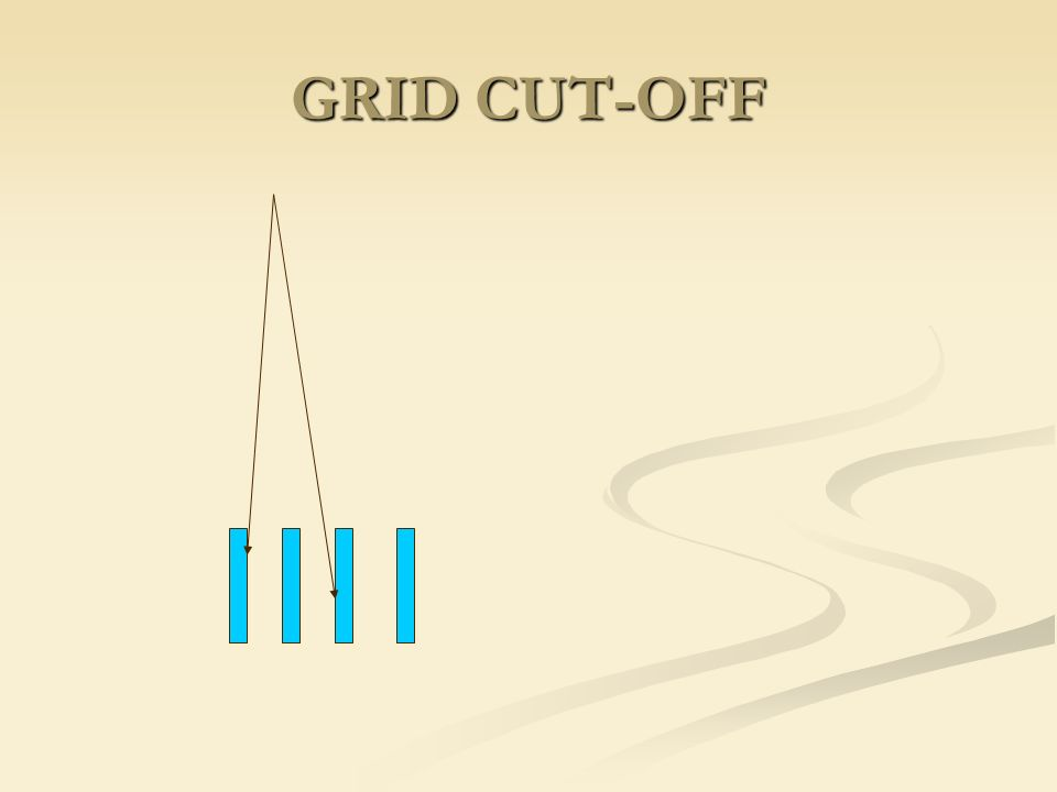 GRID CUT-OFF