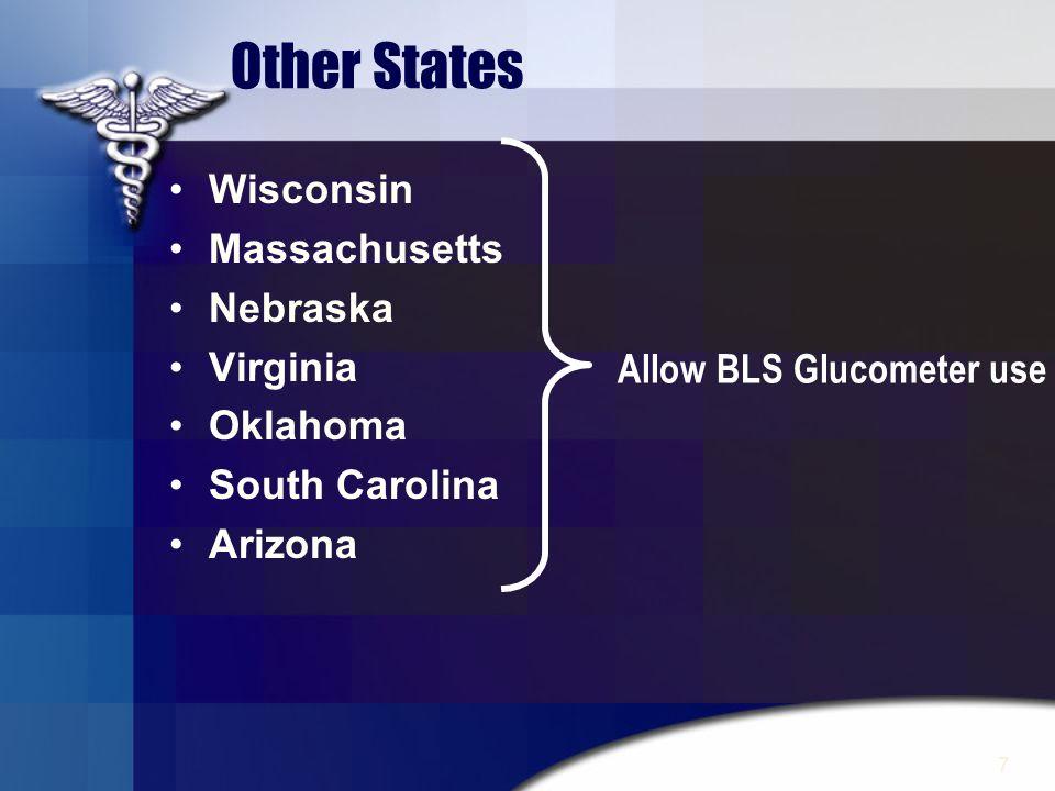 Other States Wisconsin Massachusetts Nebraska Virginia Oklahoma