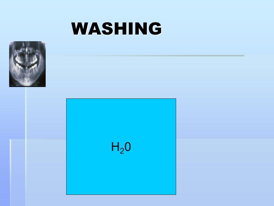 WASHING H20