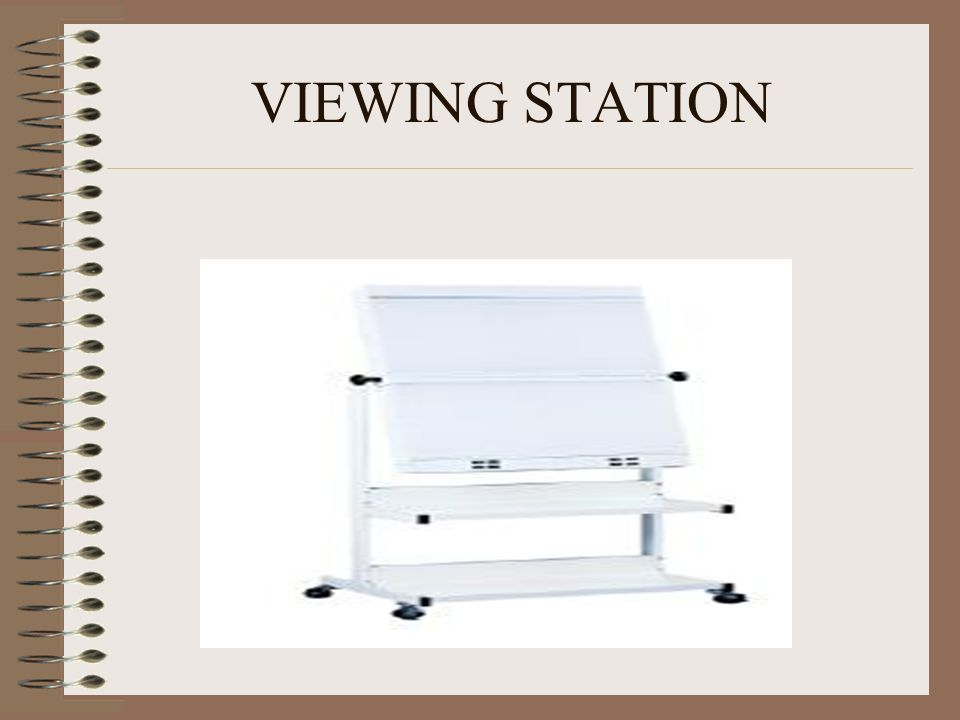 VIEWING STATION