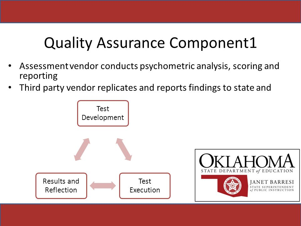 Quality Assurance Component1