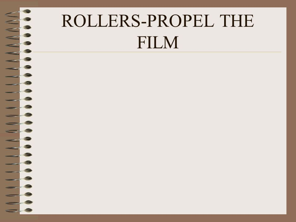ROLLERS-PROPEL THE FILM