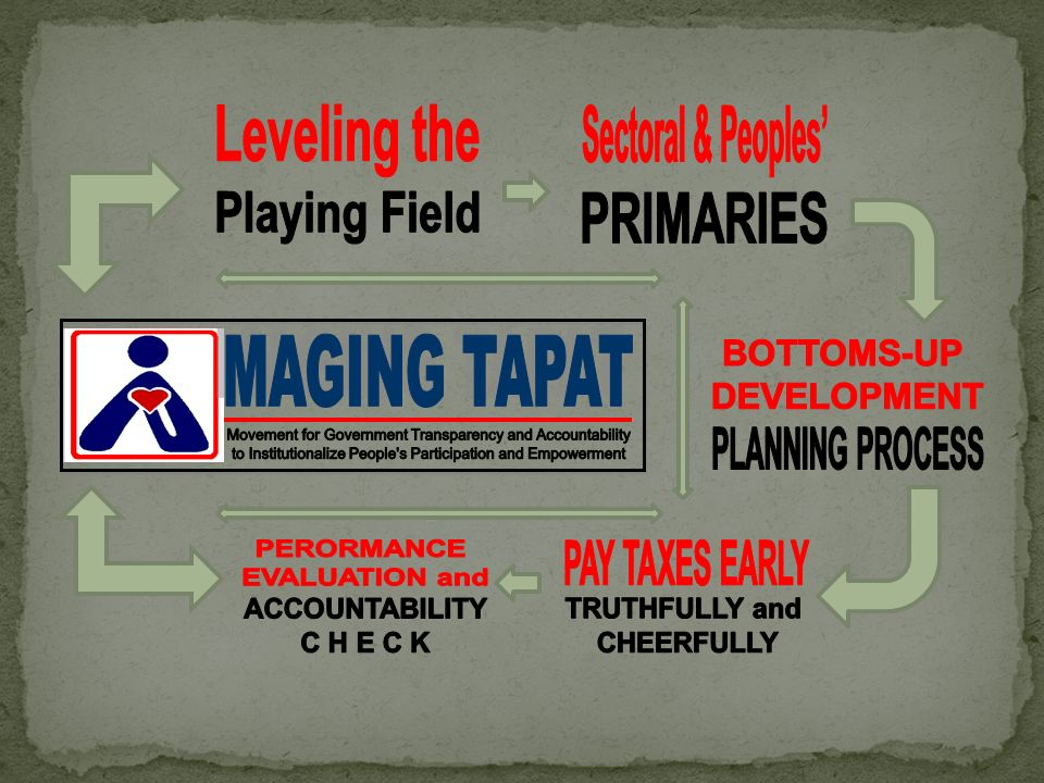 Movement for Government Transparency and Accountability