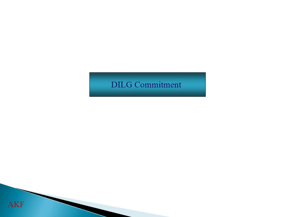 DILG Commitment AKF