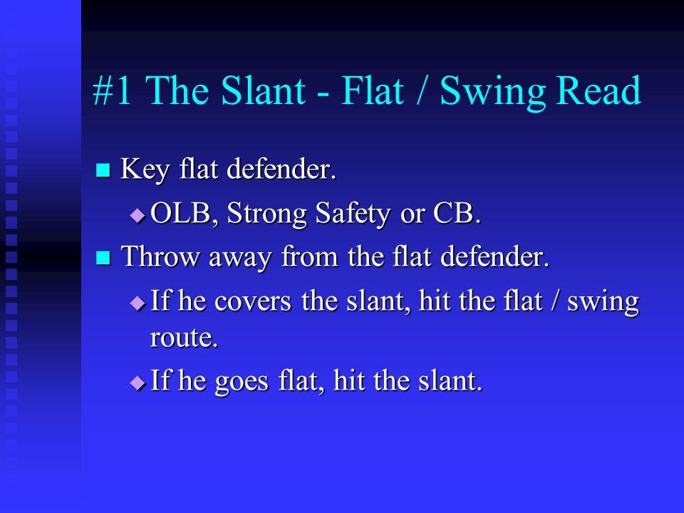 #1 The Slant - Flat / Swing Read