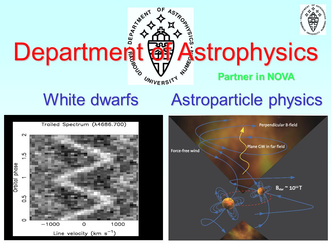 Department of Astrophysics