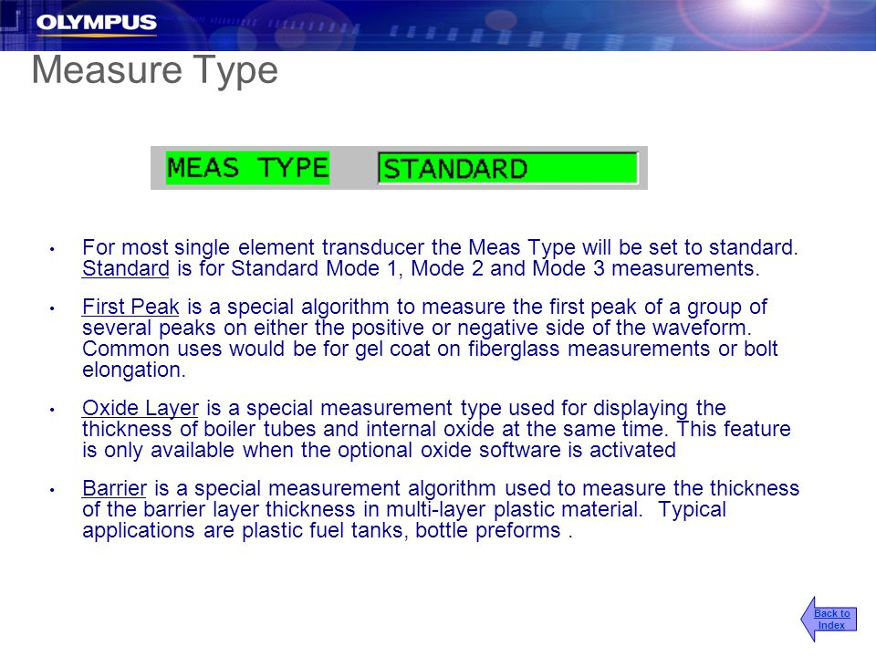 2017/3/25 Measure Type.