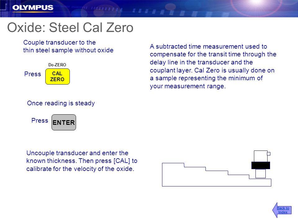 2017/3/25 Oxide: Steel Cal Zero.