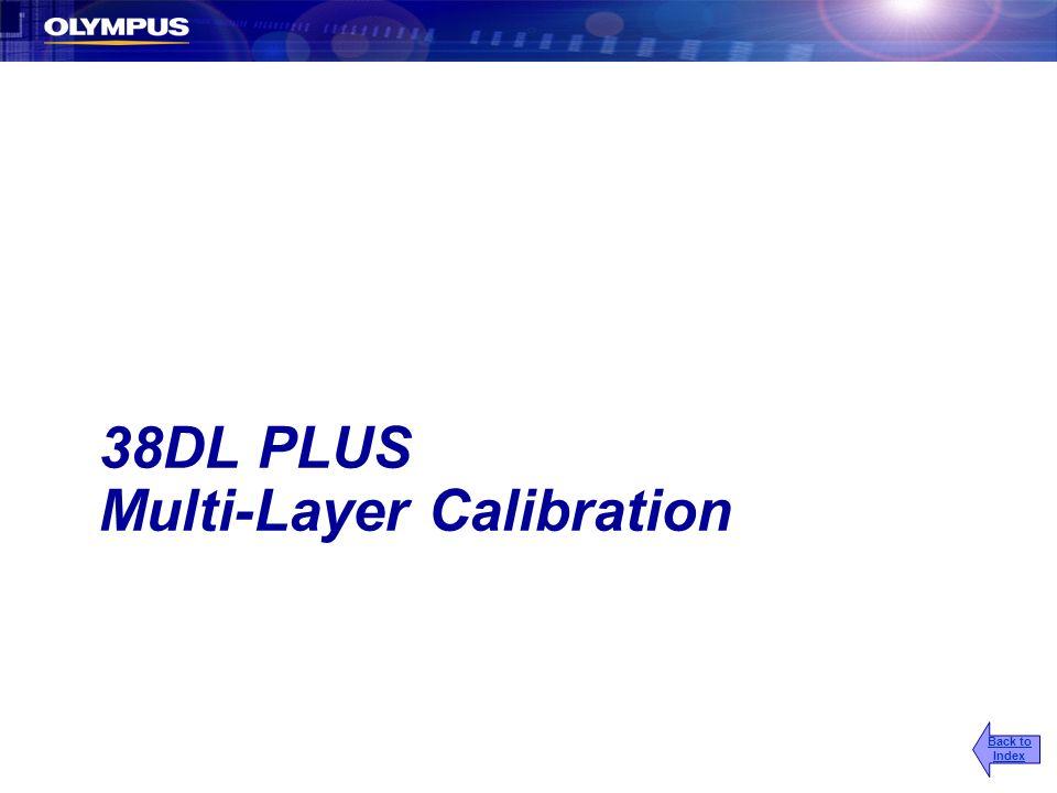 Multi-Layer Calibration