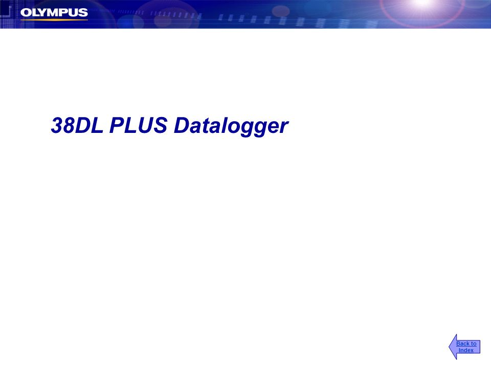 2017/3/25 38DL PLUS Datalogger Back to Index